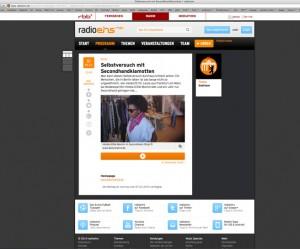 RadioEinsScreenshot301214