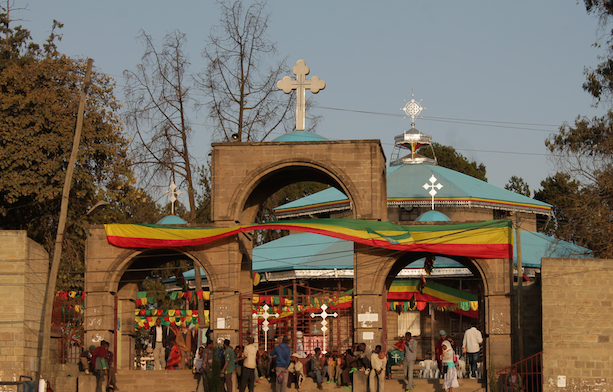 KircheÄthiopien